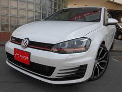 VW ゴルフGTIパフォーマンス 500台限定車 アイドリングストップ HID