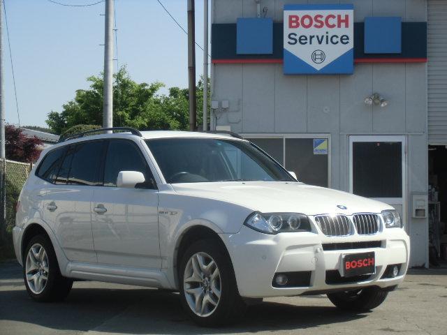 BMW X3 2.5si Mスポーツパッケージ オートマ 4WD ...