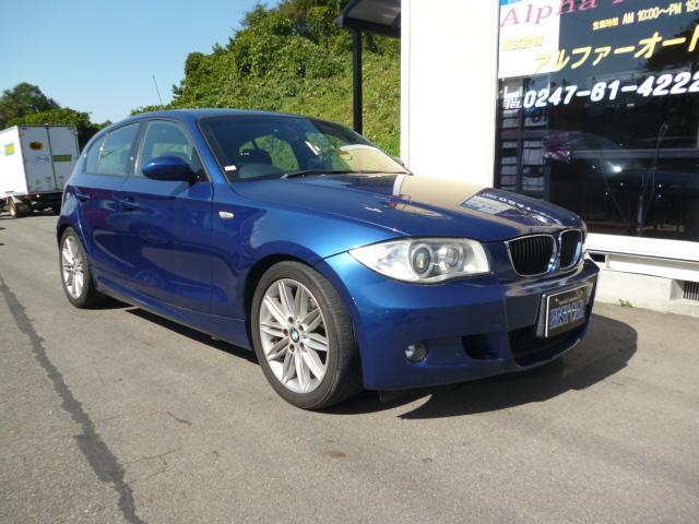 BMW 1シリーズ 118i Mスポーツパッケージ (なし)