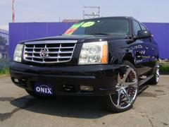 キャデラック エスカレードEXT 4WD