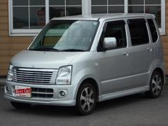 ワゴンRFT−Sリミテッド キーフリー シートヒータ 4WD