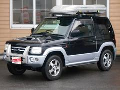 パジェロミニアクティブフィールドエディション キーレス 4WD ターボ