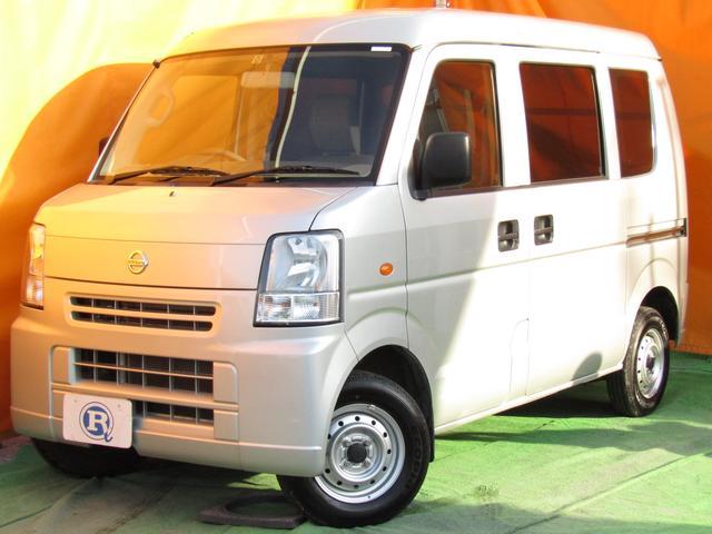 日産 DX パートタイム4WD Tチェーン ETC