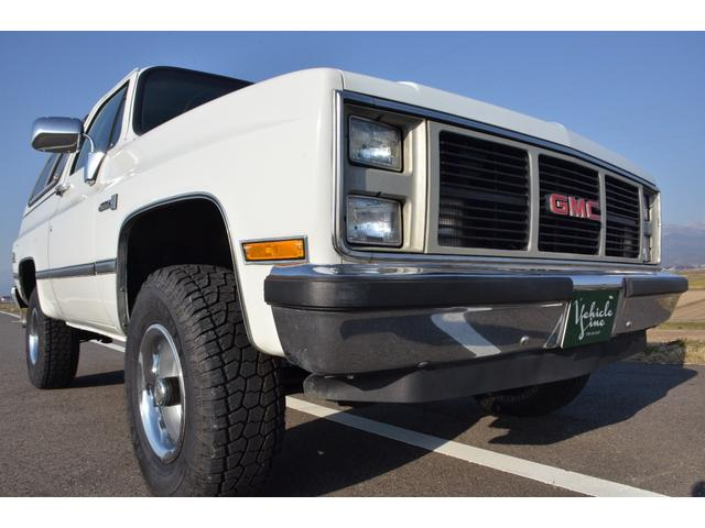 1987モデルJimmy High Sierra 4X4