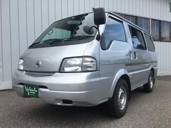 バネットバンGL 4WD 5MT 1オーナー 禁煙車 内外装綺麗