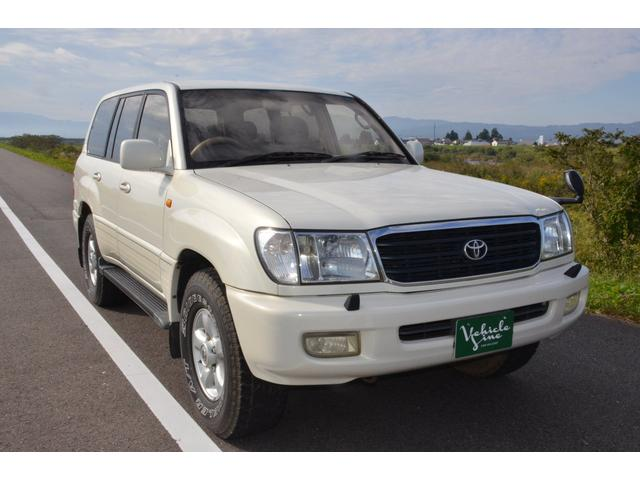 Photo of TOYOTA LAND CRUISER 100 ACTIVE VACATION / used TOYOTA