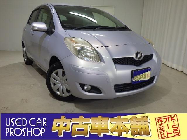 Photo of TOYOTA VITZ F LIMITED / used TOYOTA