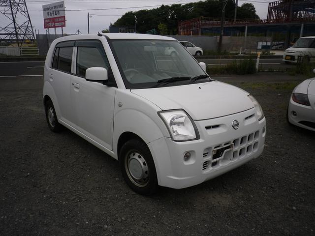 ピノ(日産) S FOUR 中古車画像