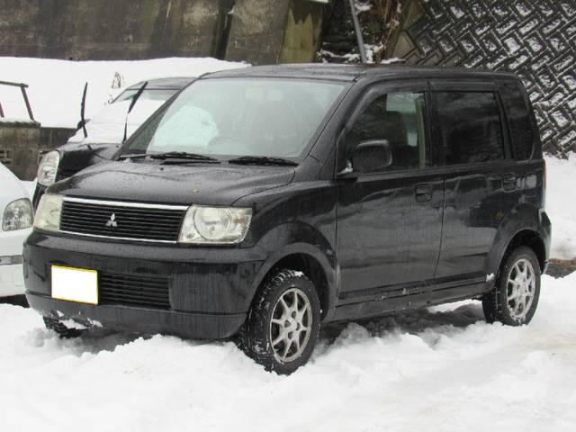 三菱 eKワゴン M 4WD キーレス 純正CD (なし)