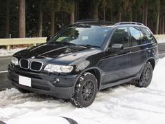 BMW X53.0i スポーツPKG HID サンルーフ 黒革シート