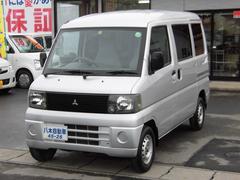 ミニキャブバンCS ハイルーフ 切替式4WD ABS エアコン 4WD
