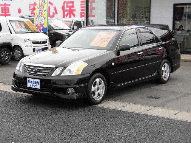 トヨタ 2.5iR-S Four ミラーヒーター付 ETC 4WD