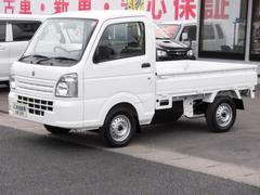 キャリイトラックKCエアコン・パワステ 届出済み未使用車 4WD
