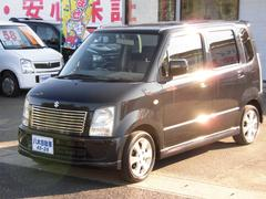 ワゴンRFT−Sリミテッド 純正オーディオ シートヒーター 4WD