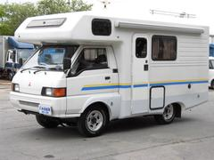 デリカトラックキャンピングカー ETC ディーゼル エアコン