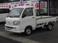 ハイゼットトラックローダンプ 5MT ラジオ 4WD