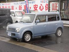 アルトラパンX 純正オーディオ CD MD ABS AW 4WD