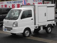 キャリイトラック保冷車 キーレス エアコン パワステ 4WD