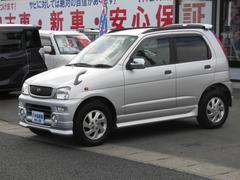 テリオスキッドカスタム Sエディション エアロキット付 CD MD 4WD