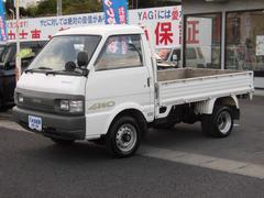 ボンゴトラックDX エアコン パワステ パワーウィンドウ 4WD