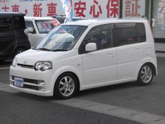 ムーヴカスタム Xリミテッド 5MT HIDライト 車高調 4WD