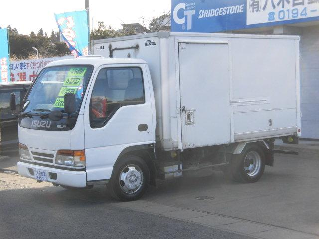 冷凍冷凍車