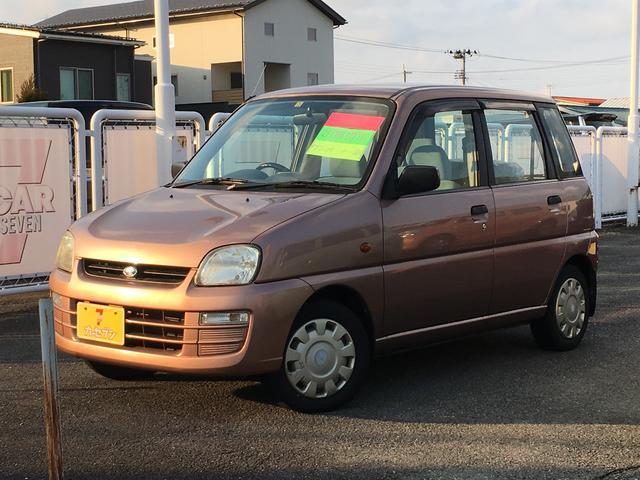 スバル プレオ L 4WD 禁煙車 ワンオーナー キーレス (検2...