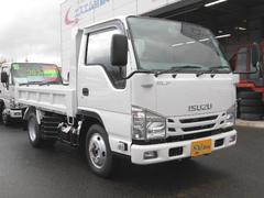 エルフトラック4WD ICターボ フルフラットローSG 2t強化ダンプ
