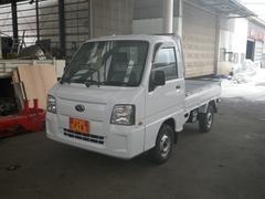 サンバートラックTB 4WD エアコンパワステ全塗装済