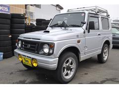 ジムニーランドベンチャー 4WD 5MT レアABS エアバッグ
