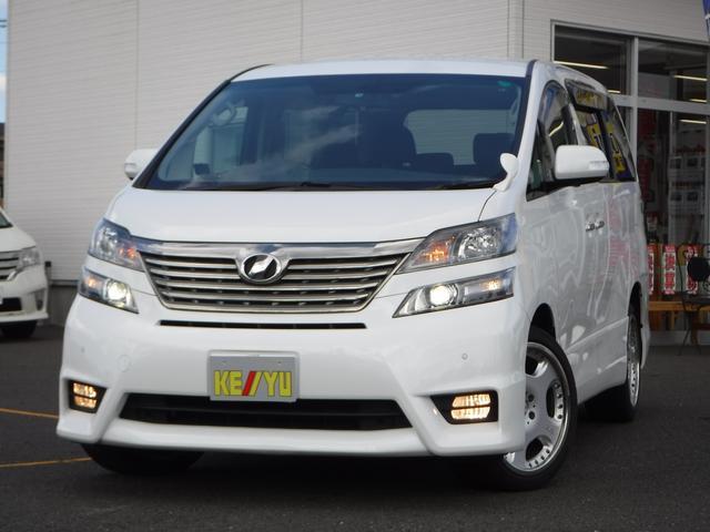 トヨタ 3.5Z プラチナムセレクション 4WD 両側電動