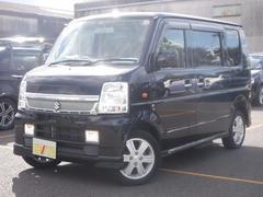 エブリイワゴンPZターボスペシャル4WD 両側電動ドア HID HDDナビ