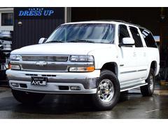 シボレー サバーバンLT 2500 4WD 新車並行 実走行証明付