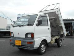 ミニキャブトラックダンプ 切替式4WD エアコン