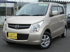 AZワゴンXG 4WD ABS キーレス ナビ TV CD