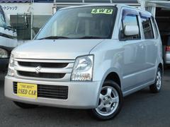 ワゴンRFX 4WD ABS キーレス CD シート&ミラーヒーター