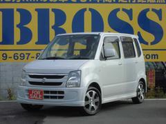 ワゴンRFX−Sリミテッド シートヒーター ABS 4WD