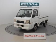 サンバートラックTB 4WD マニュアル エアバック エアコン パワステ