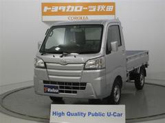 ハイゼットトラックスタンダード 4WD エアバック エアコン パワステ
