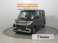タントカスタムX トップエディションSAIII 4WD LED