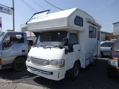 ハイエーストラック キャンピング仕様 4WD(トヨタ)