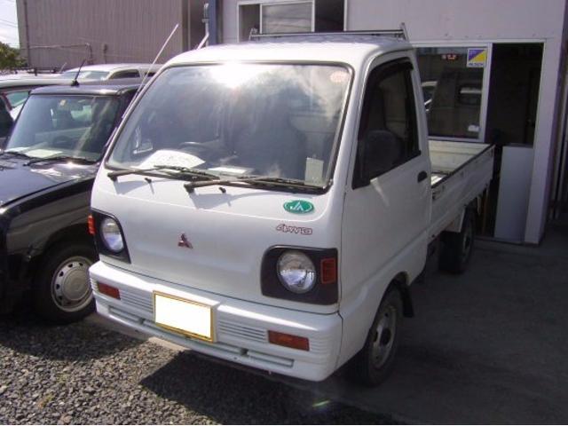 三菱 ミニキャブトラック 4WD (検31.2)