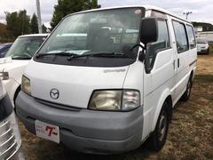 ボンゴバン4WD
