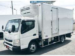 キャンター3t冷蔵・冷凍車