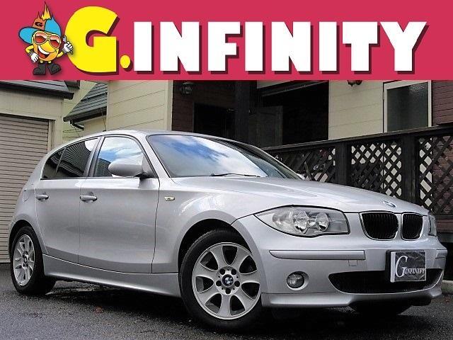 BMW 1シリーズ 118iHDDナビ Mサ−バ− ETC 純AW...