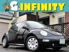 VW ニュービートルベースグレード Mウィンカ− キ−レス CD ETC