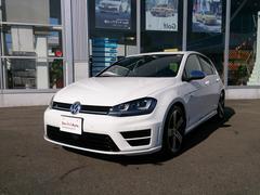 VW ゴルフRベースグレード