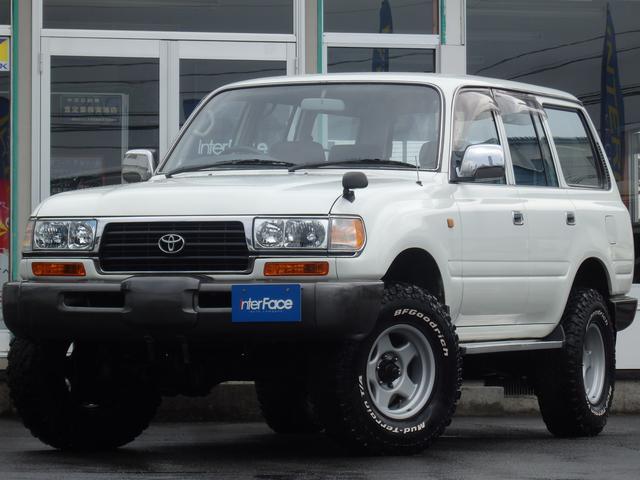 トヨタ GX後期モデルディーゼルフル装備観音ドア新品レンズ西日本仕入