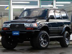 ランドクルーザー80VXーLTD全国500台限定Lパッケージ新品MKW新品タイヤ
