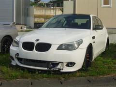 BMW545i LED ヒッチメンバー 社外20インチAW